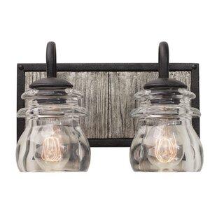 Kalco Bainbridge 2-Light Vanity Light