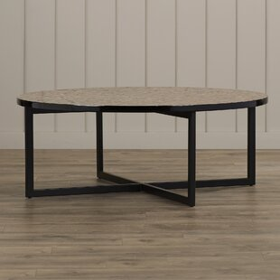 Eure Coffee Table by Rosecliff Heights