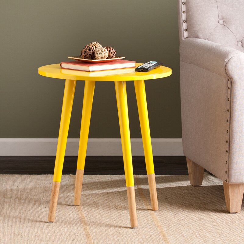 Hashtag Home Arelious Accent Table Reviews Wayfair
