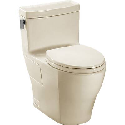 Legato 1 28 Gpf Water Efficient Elongated One Piece Toilet With High Efficiency Flush
