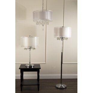 Venito 3-Light Drum Chandelier by House of Hampton