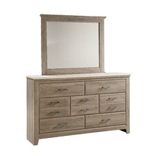 7 Drawer Dresser with Mirror by Latitude Run