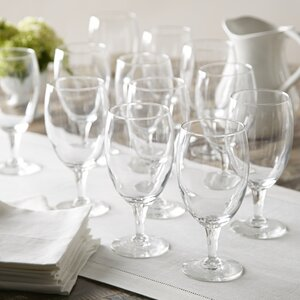 Everyday Water Goblets (Set of 12)