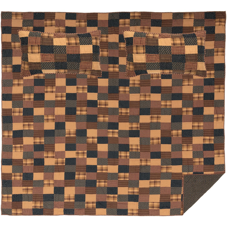 August Grove Chorley Reversible Quilt Set Wayfair