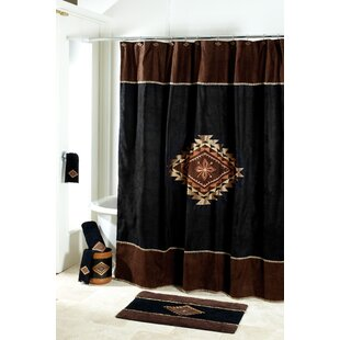 Mojave Single Shower Curtain