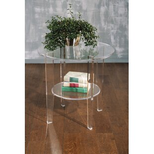 Willa Arlo Interiors Gerwalta End Table