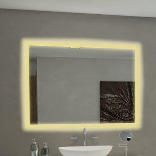 Goetsch Backlit Bathroom/Vanity Mirror ByBrayden Studio