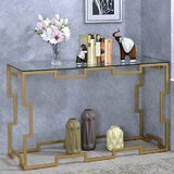 Romine 48 Console Table by Everly Quinn