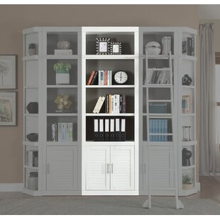 Reviews Odonnell Open Top Standard Bookcase by Rosecliff Heights