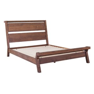 Ansari Queen Panel Bed by Foundry Select