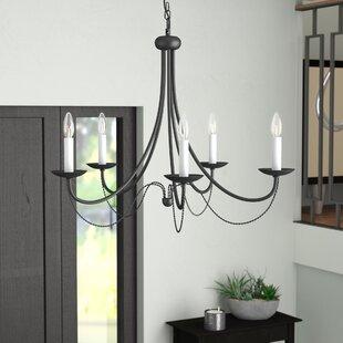 Find a Underwood 5-Light Chandelier By Winston Porter