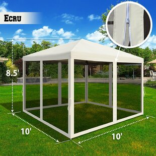 Sunrise Outdoor LTD 10 Ft. W x 10 Ft. D Steel Pop-Up Gazebo