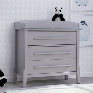 Shop For Mid-Century Modern Changing Dresser BySerta