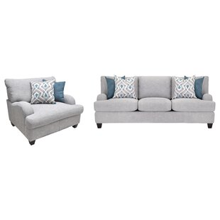 Rosalie 2  Piece  Living Room Set by Laurel Foundry Modern Farmhouse