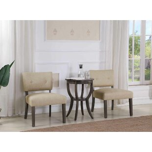 Beckham 3 Piece Dining Set by Gracie Oaks