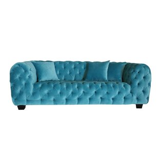 Casa Milano Chesterfield Loveseat