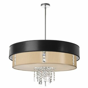 Willa Arlo Interiors Deston Modern 4-Light Pendant