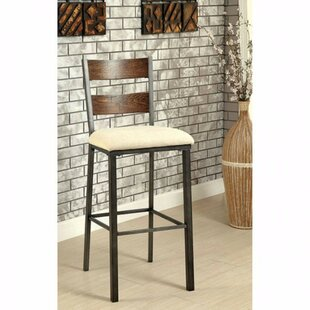 Carolos Bar Stool (Set of 2) by 17 Stories