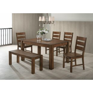 Maci 6 Piece Dining Set by Mistana