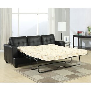 Shop Redner Platinum Sofa Bed by Latitude Run