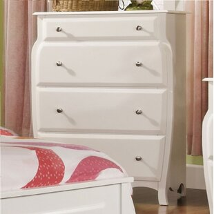 Best Choices Morecambe Kid 4 Drawer Chest by Harriet Bee Reviews (2019) & Buyer's Guide