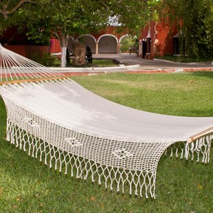 Novica Single Person Daydreamer's Heaven Tree Hammock
