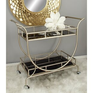 Paignt Bar Cart