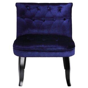Cortesi Home Adelia Slipper Chair