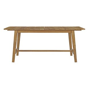 Bremen Solid Wood Dining Table by Foundry Select