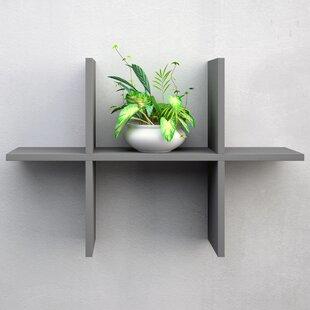 Wakefield Interlocking Wall Shelf By Brayden Studio