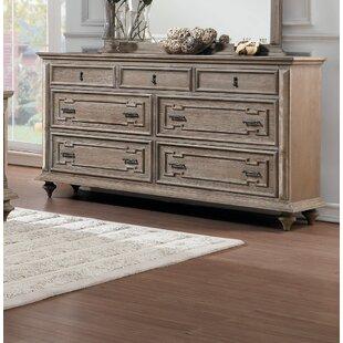 Read Reviews Alstrom 7 Drawer Dresser by World Menagerie