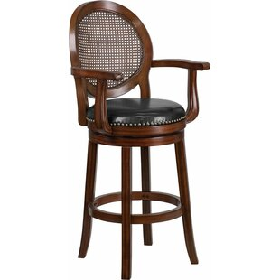 Top Reviews Howze 30'' Swivel Bar Stool by Alcott Hill Reviews (2019) & Buyer's Guide