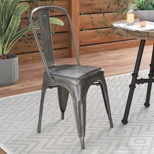 Ordinaire Aluminum Outdoor Dining Chair | Wayfair