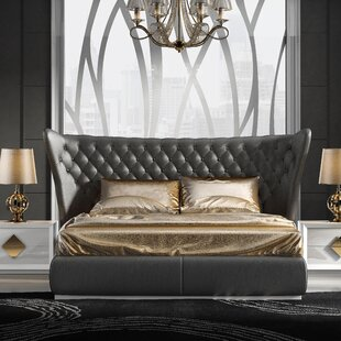 Everly Quinn Knorr Panel Bed