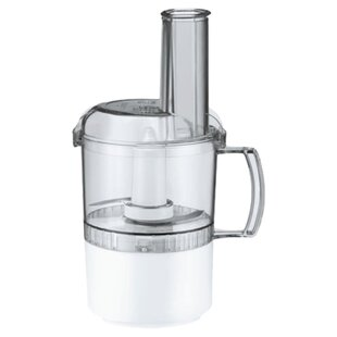 Food Processor Stand Mixer Attachment