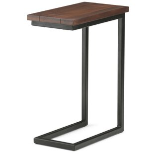 Studebaker End Table by Williston Forge
