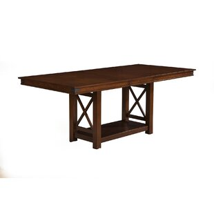 Wayland Counter Height Dining Table by Loon Peak
