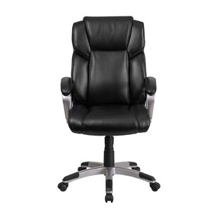 Purchase Melson Executive Chair by Latitude Run Reviews (2019) & Buyer's Guide