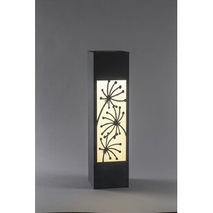 Bellmead 57.5cm Solar Powered Integrated LED Outdoor Floor Lamp By World Menagerie