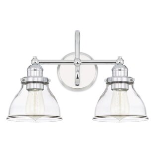 Shopping for Chesterton 2-Light Vanity Light By Three Posts