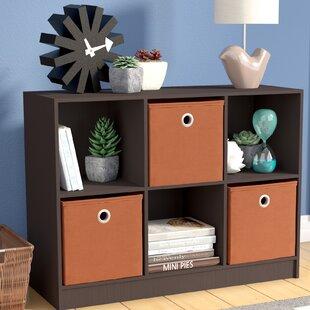 60cm Bookcase by Symple Stuff