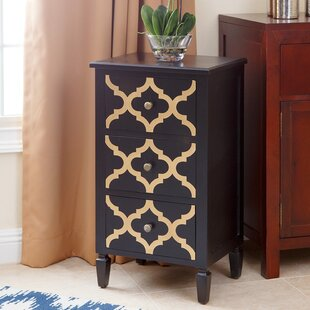 Cathy End Table with Storage
