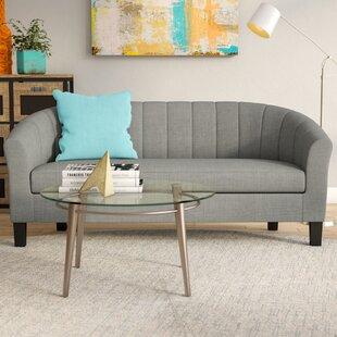 Compare Debolt Sofa by Mercury Row