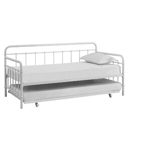 Angelita Twin Daybed with Trundle by Viv + Rae