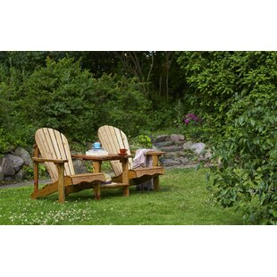 Petronia Wooden Love Seat By Sol 72 Outdoor