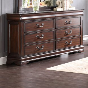 Boltongate 8 Drawer Double Dresser