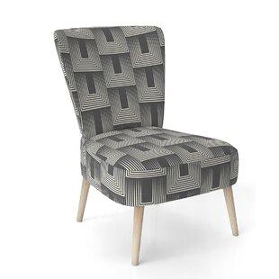 Mimimal Design I Side Chair
