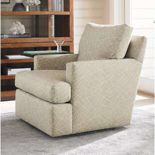Island Fusion Swivel Armchair by Tommy Bahama Home