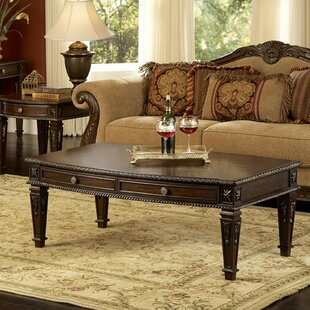 Braylen Wooden Coffee Table