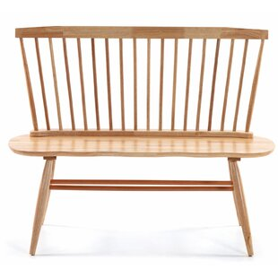 Daxton Wooden Bench By Mikado Living